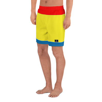 Nothing But Chaos Tri-Color  Men's Shorts