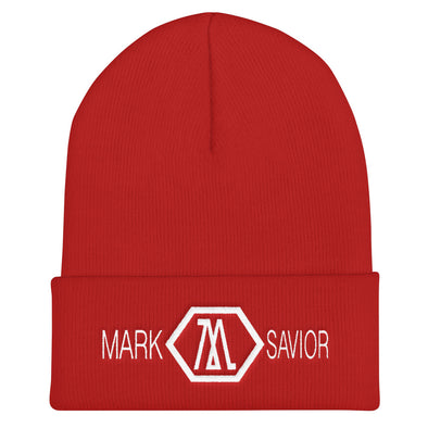 Mark Savior Cuffed Beanie