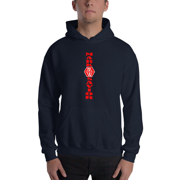 Mark Savior | Unisex Hooded Sweatshirt