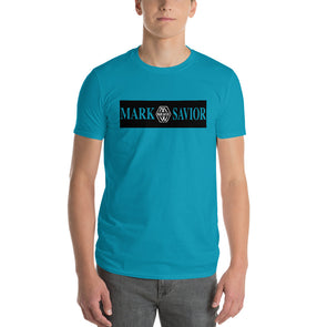 Mark Savior T-shirt with logo print