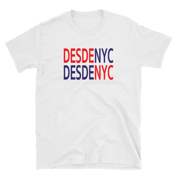 Desdenyc Red/Blue T-Shirt