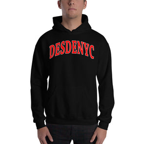 Vintage Hooded Sweatshirt - Desdenyc