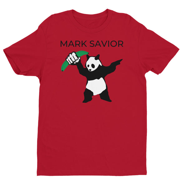 Mark Savior x Desdenyc Panda T-shirt