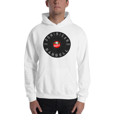 DESDENYC | Dominican Barbell Unisex Hooded Sweatshirt