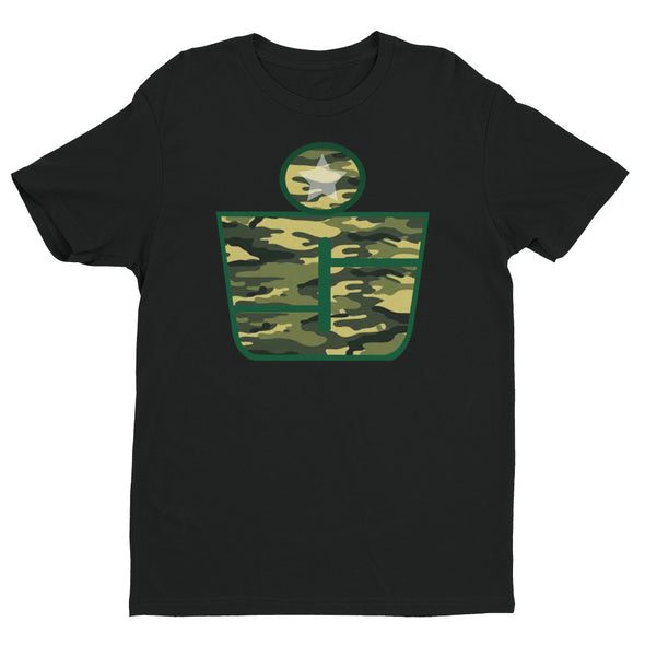 Nothing But Chaos x Rj Camo T-shirt