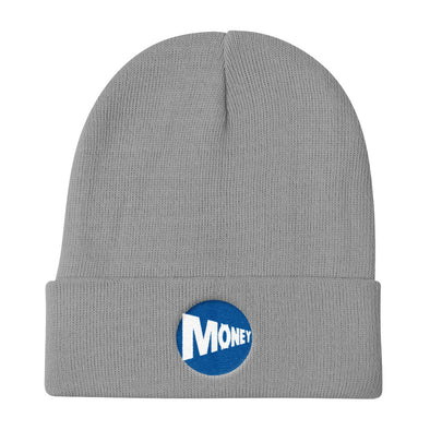 Desdenyc Money Logo Knit Beanie