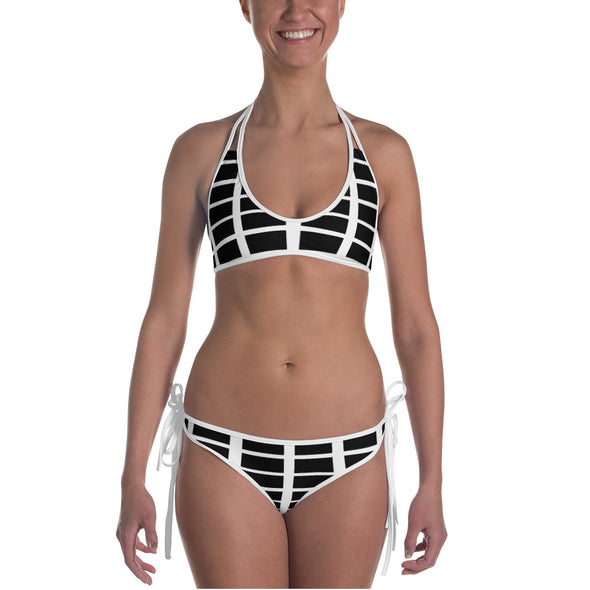 Black Square Bikini | Nothing But Chaos