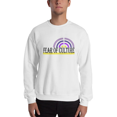 FEAR OF CULTURE | Unisex Sweatshirt