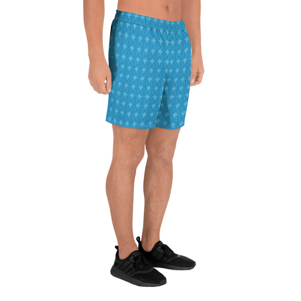 RJ Graphic Athletic Long Shorts