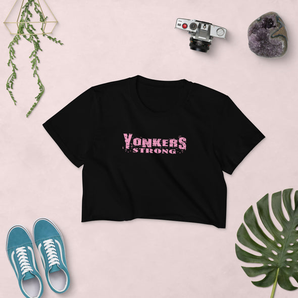 Yonkers Strong Women's Crop Top