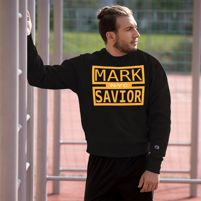 Mark Savior NYC Champion Sweatshirt