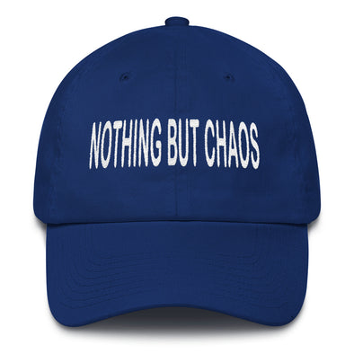 Nothing But Chaos Cotton Cap