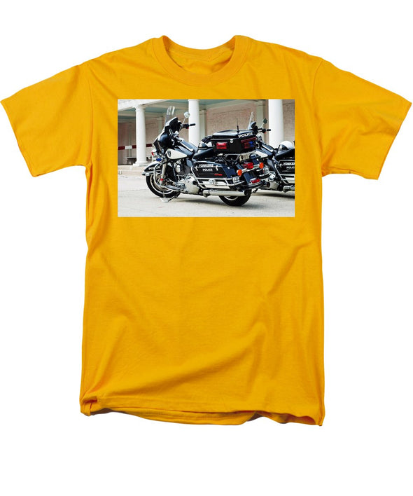 Motorcycle Cruiser - Men's T-Shirt  (Regular Fit)