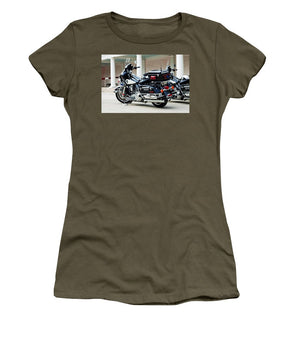 Motorcycle Cruiser - Women's T-Shirt