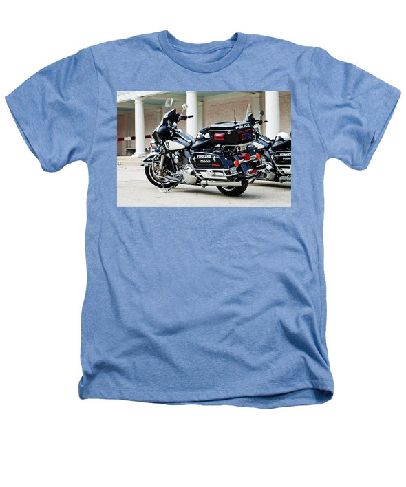 Motorcycle Cruiser - Heathers T-Shirt