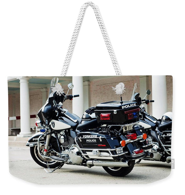 Motorcycle Cruiser - Weekender Tote Bag