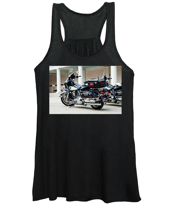 Motorcycle Cruiser - Women's Tank Top