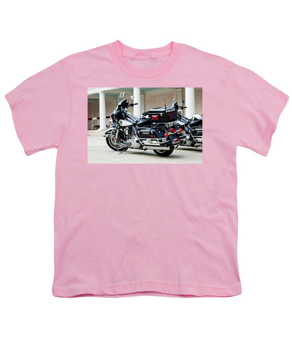 Motorcycle Cruiser - Youth T-Shirt