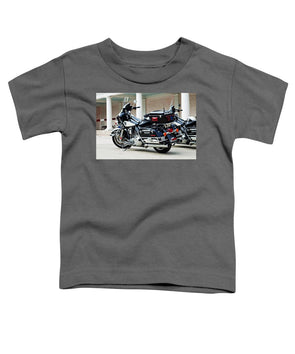 Motorcycle Cruiser - Toddler T-Shirt