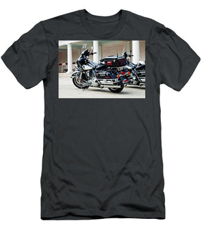 Motorcycle Cruiser - Men's T-Shirt (Athletic Fit)
