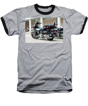 Motorcycle Cruiser - Baseball T-Shirt