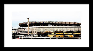 Old Yankee Stadium - Framed Print