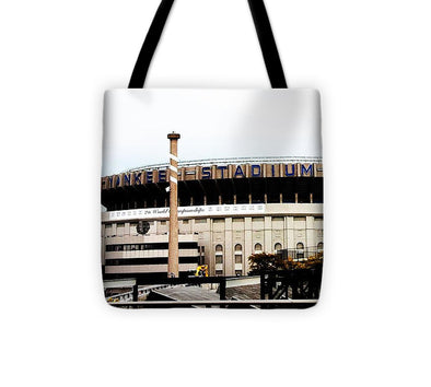 Old Yankee Stadium - Tote Bag