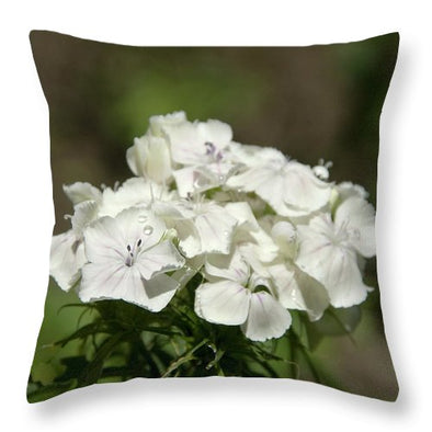 Pure Still Life - Throw Pillow