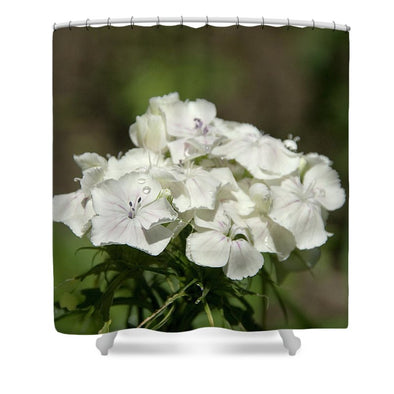 Pure Still Life - Shower Curtain