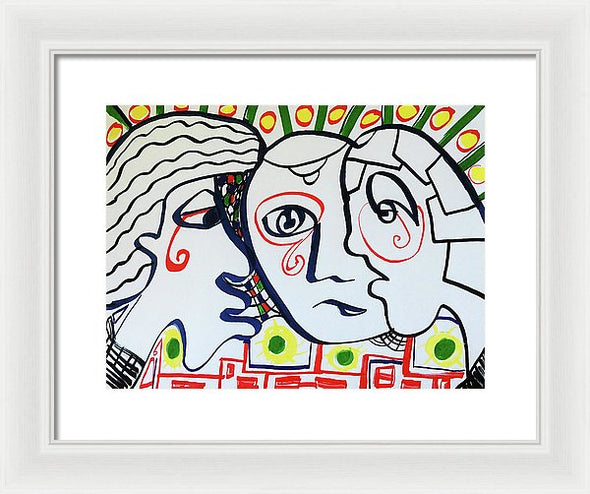 Tears - Framed Print