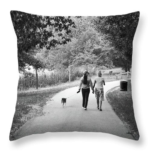 Threes A Company - Throw Pillow