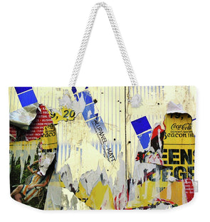 Touched By Nature - Weekender Tote Bag