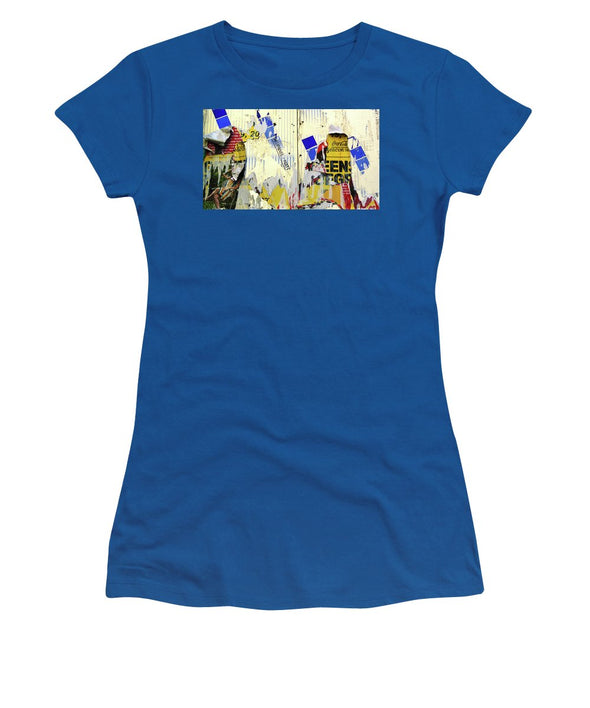Touched By Nature - Women's T-Shirt