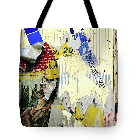 Touched By Nature - Tote Bag
