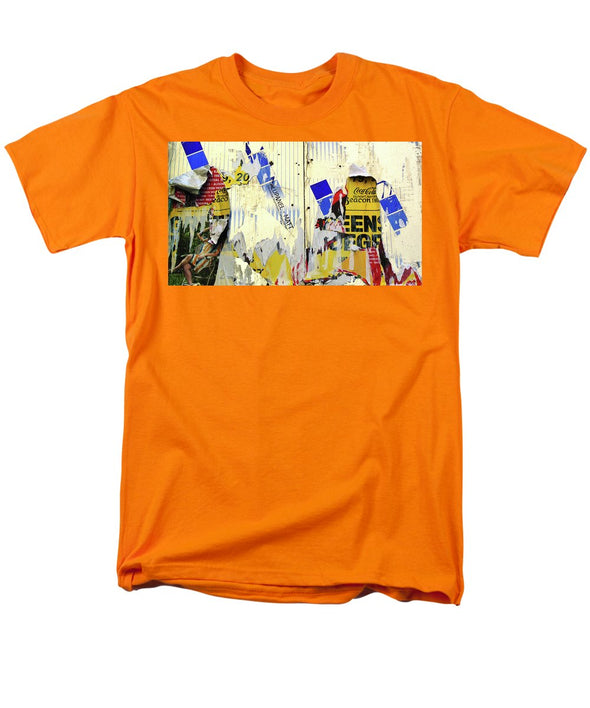 Touched By Nature - Men's T-Shirt  (Regular Fit)