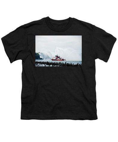 Water Boat - Youth T-Shirt