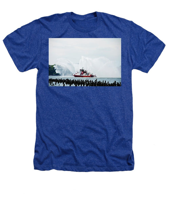 Water Boat - Heathers T-Shirt