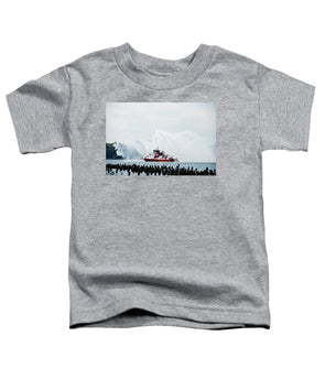 Water Boat - Toddler T-Shirt