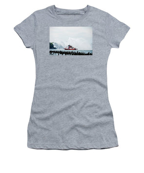 Water Boat - Women's T-Shirt