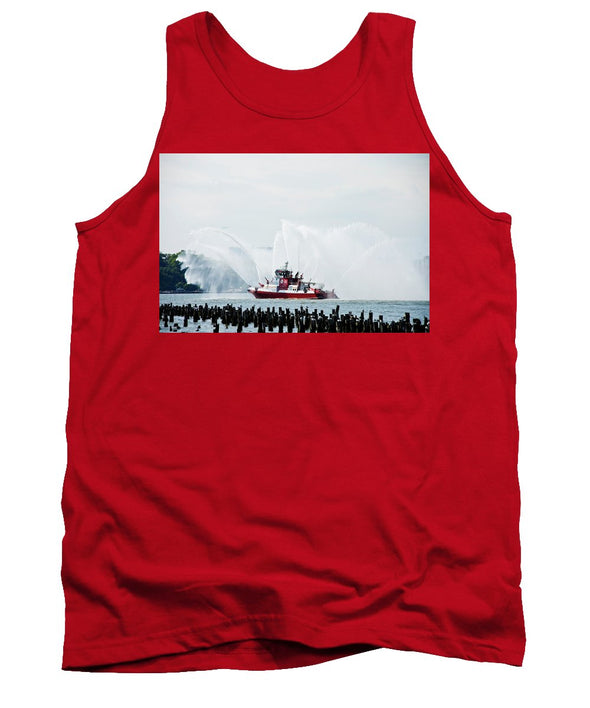 Water Boat - Tank Top