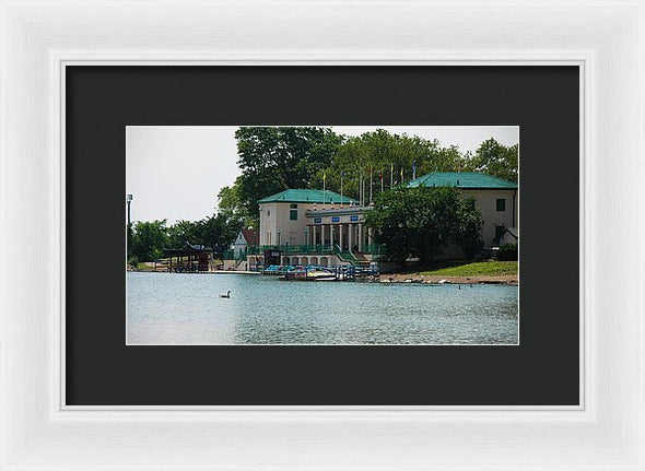 Waterfront - Framed Print