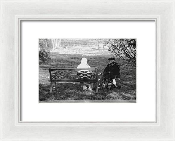 We Are Young - Framed Print