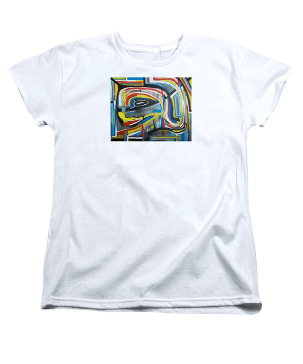 Wired Dreams  - Women's T-Shirt (Standard Fit)