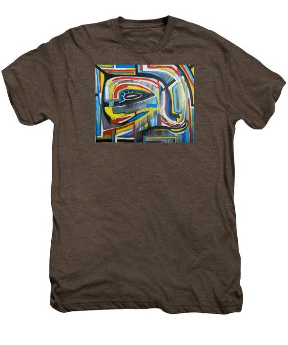 Wired Dreams  - Men's Premium T-Shirt
