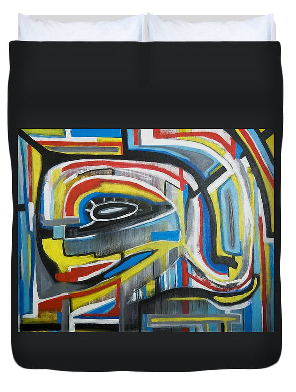Wired Dreams  - Duvet Cover