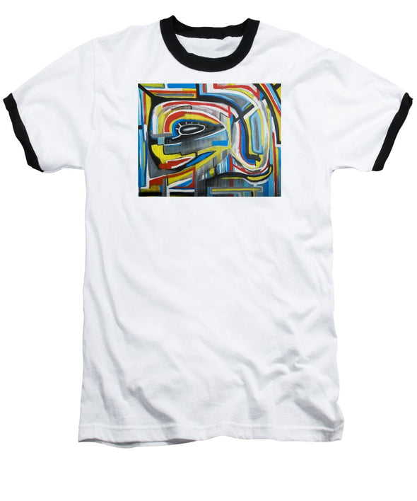 Wired Dreams  - Baseball T-Shirt