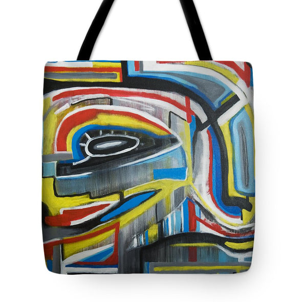 Wired Dreams  - Tote Bag