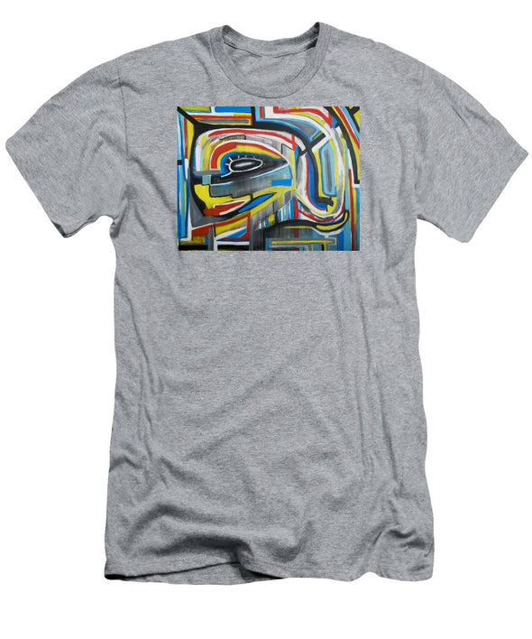 Wired Dreams  - Men's T-Shirt (Athletic Fit)