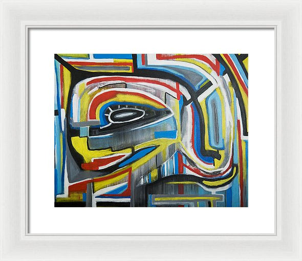 Wired Dreams  - Framed Print