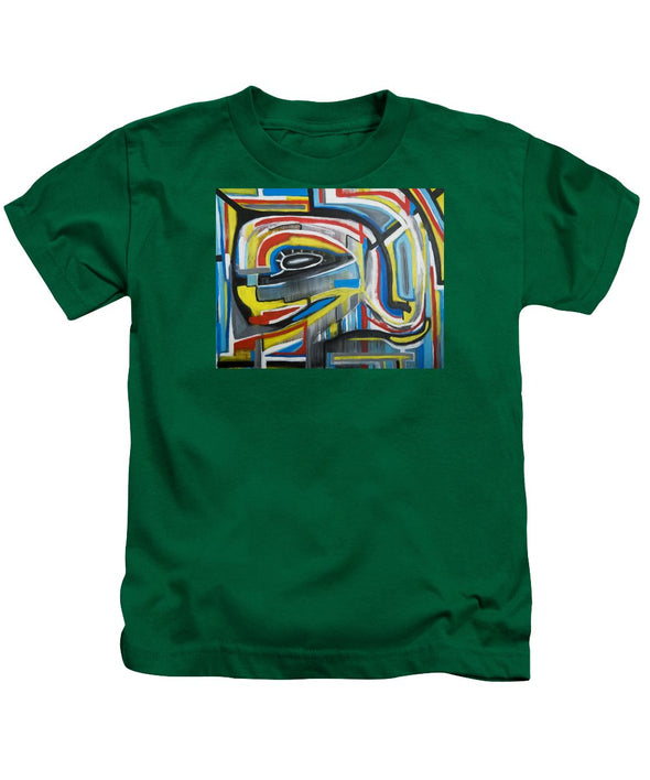 Wired Dreams  - Kids T-Shirt